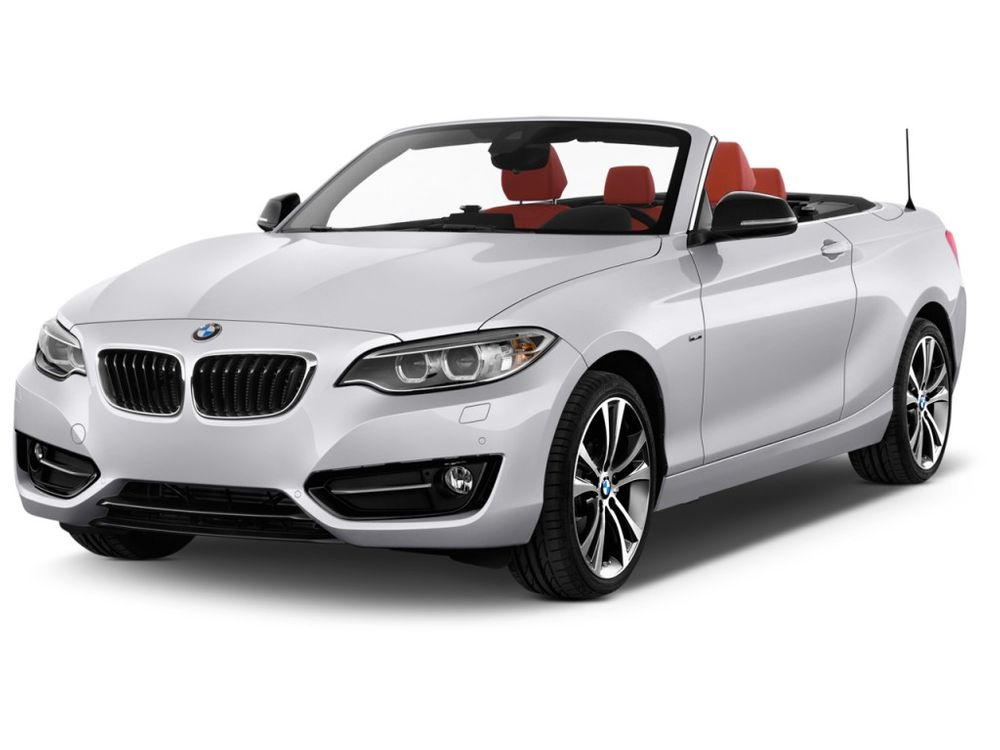 BMW 2 Series Convertible 2021, Saudi Arabia