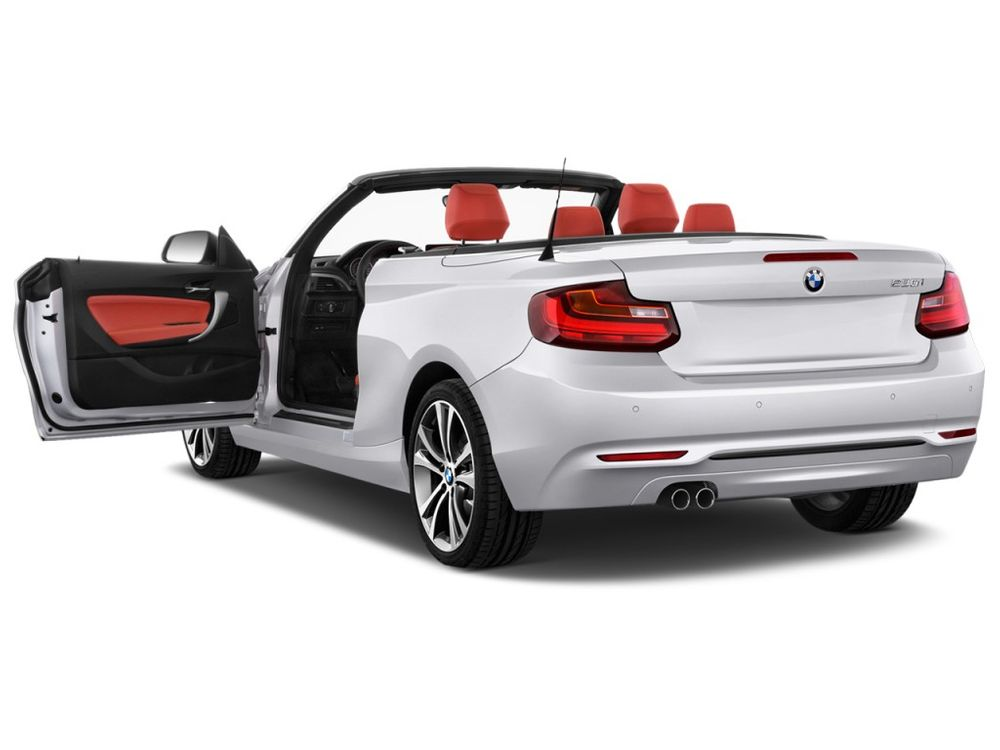 BMW 2 Series Convertible 2021, Qatar