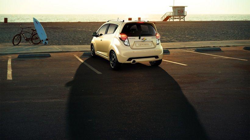 Chevrolet Spark 2013, Kuwait