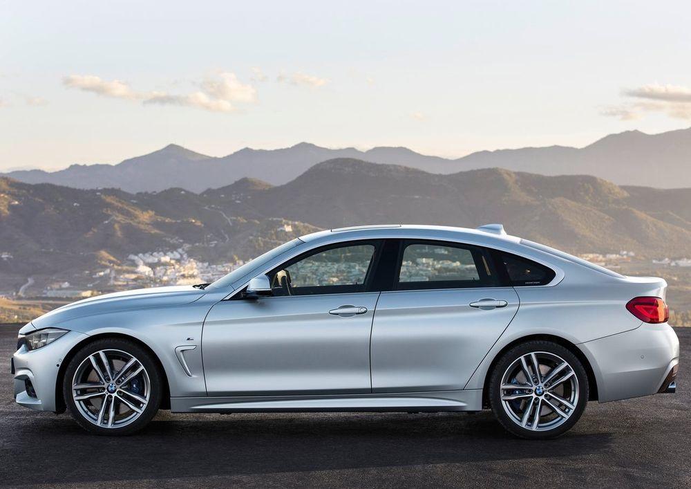 BMW 4 Series Gran Coupe 2021, Saudi Arabia