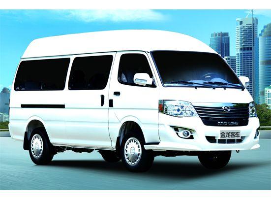 King Long Standard Body Passenger Van 2021, Qatar