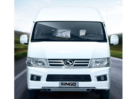 King Long Wide Body Passenger Van 2021, Qatar