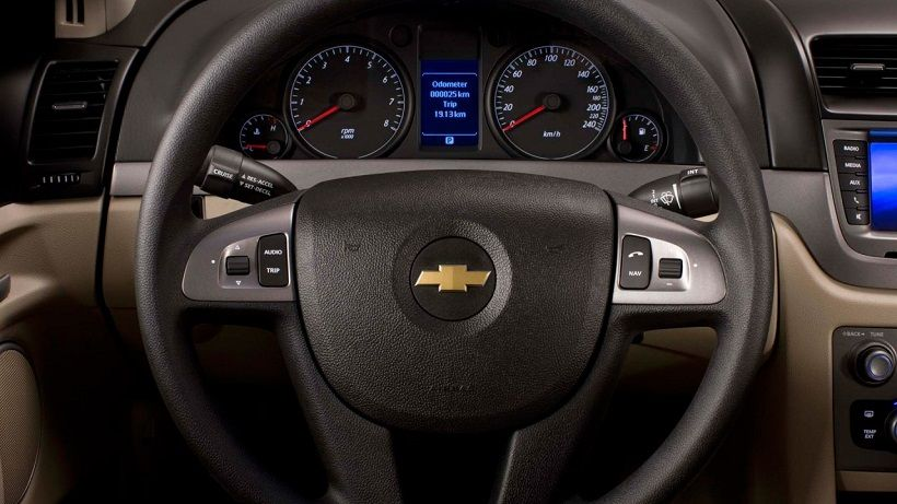 Chevrolet Caprice 2013, Bahrain