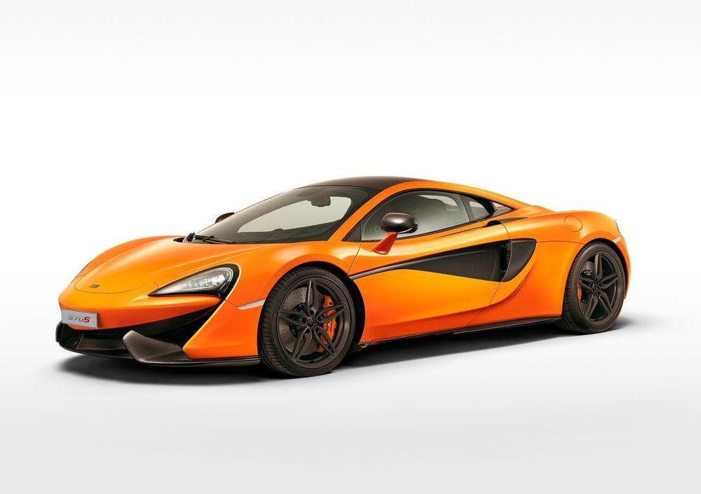 McLaren 570S 2021, United Arab Emirates