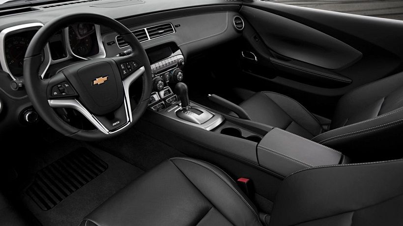 Chevrolet Camaro Coupe 2013, Qatar