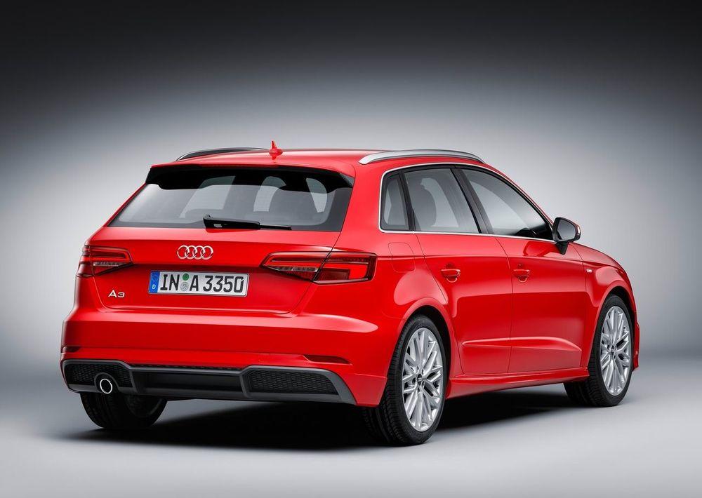 Audi A3 Sportback 2021, Qatar