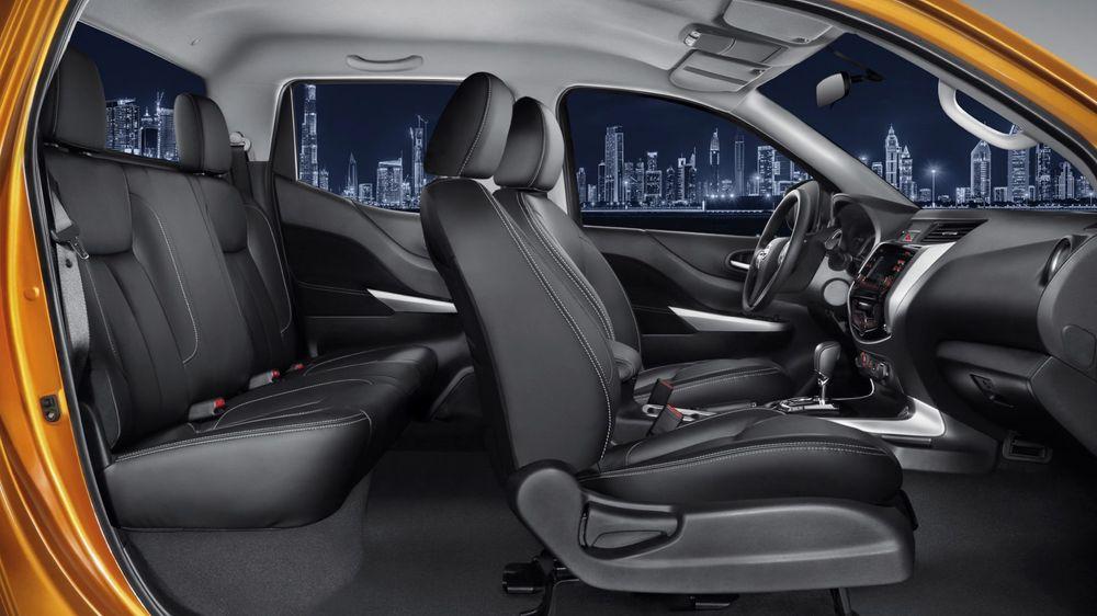 Nissan Navara 2021, Qatar
