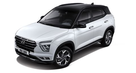 Hyundai Creta 2021, Kuwait