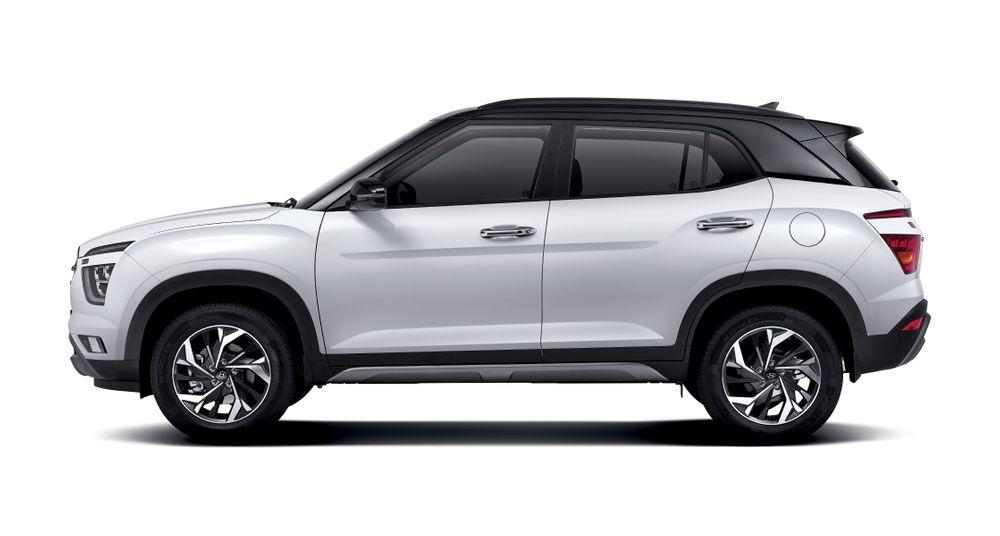 Hyundai Creta 2021, Oman