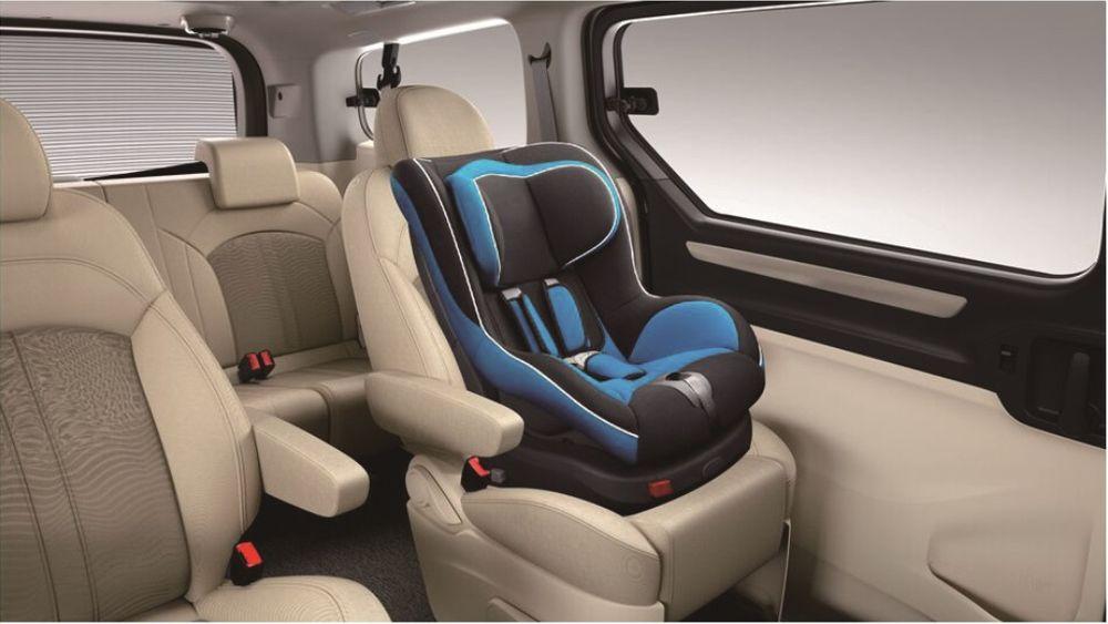 Maxus G10 9-Seater 2021, Qatar