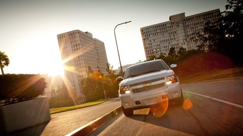 Chevrolet Tahoe 2013, United Arab Emirates