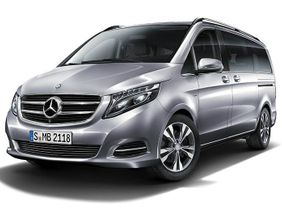 Mercedes-Benz V Class 2021, Bahrain, 2019 pics migration