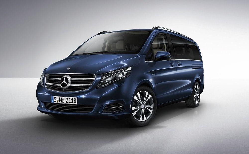 Mercedes-Benz V Class 2021, Oman