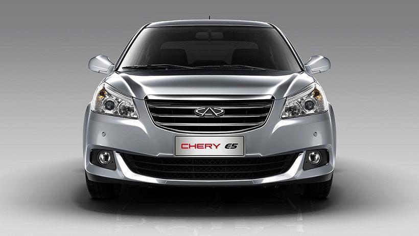Chery Envy 2021, Egypt