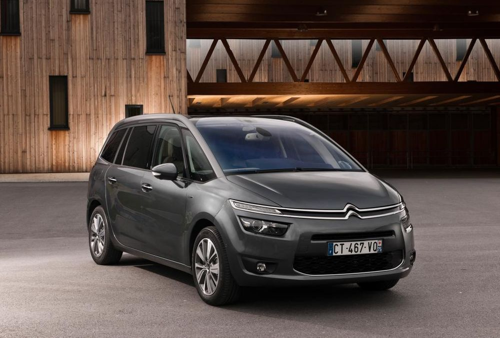 Citroen C4 Grand Picasso 2021, Egypt