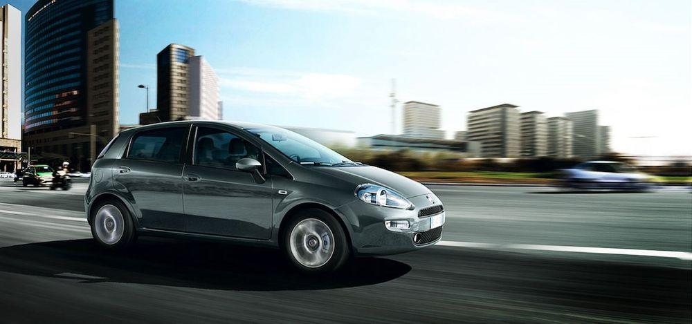 Fiat Punto 2021, Egypt
