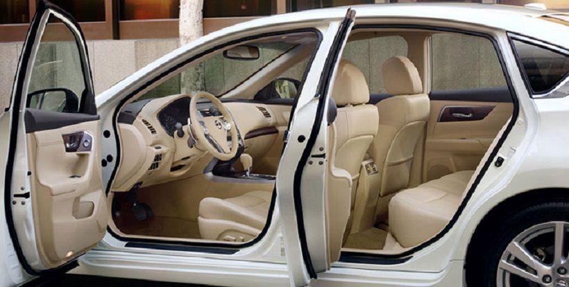 Nissan Altima 2013, Qatar