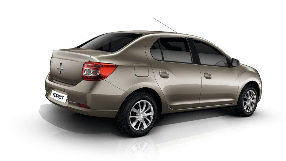 Renault Logan 2021, Egypt