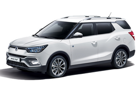 SsangYong XLV 2021, Egypt, 2019 pics migration