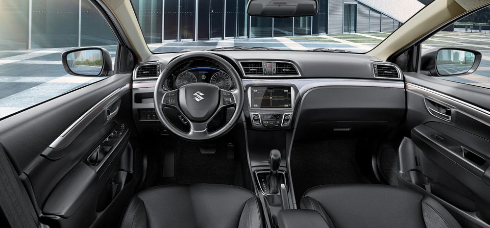 Suzuki Ciaz 2021, Saudi Arabia