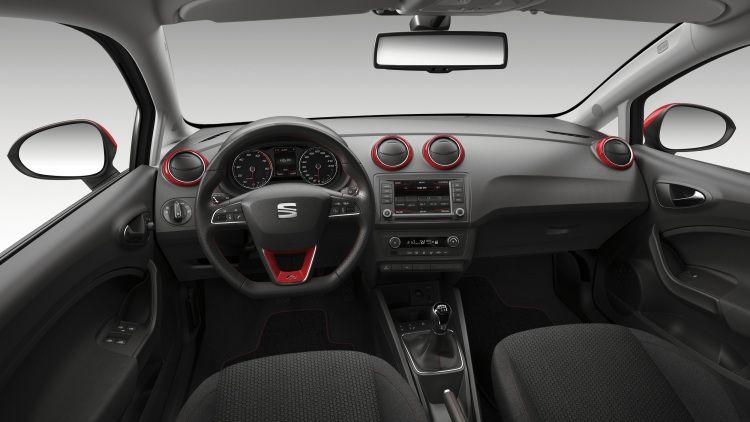 Seat Ibiza 2021, Qatar