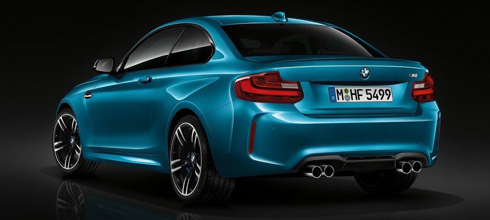 BMW M2 Coupe 2021, Bahrain