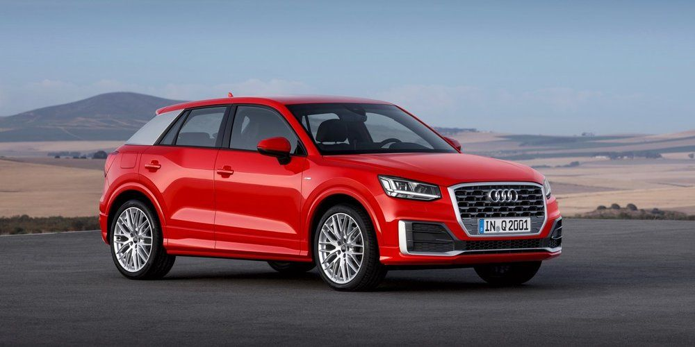 Audi Q2 2021, Egypt