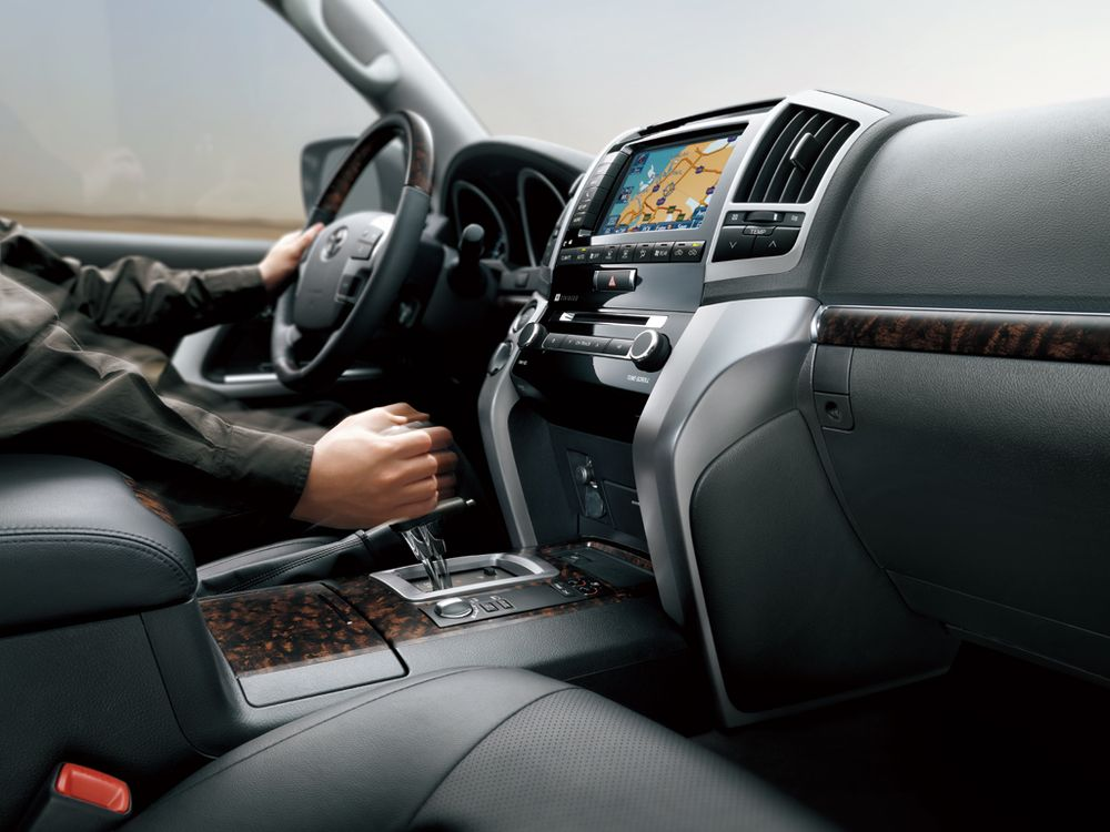 Toyota Land Cruiser 2013, Kuwait