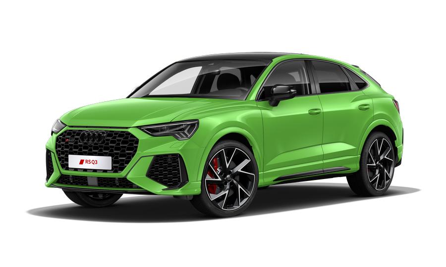 Audi RS Q3 2021, Oman