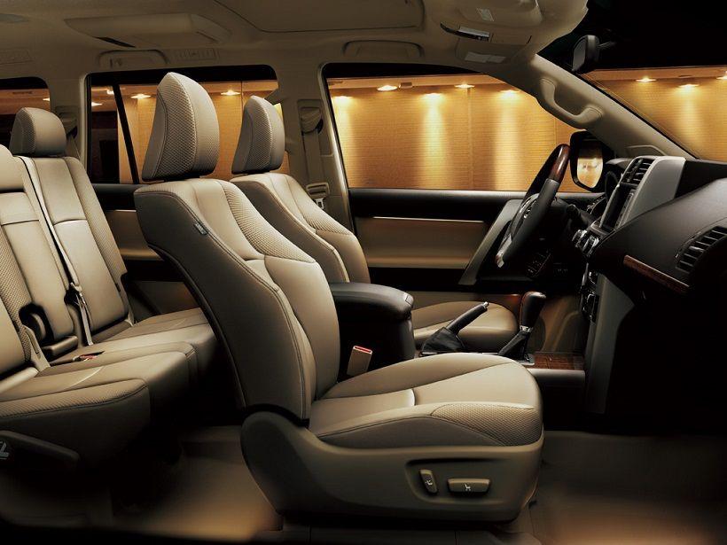 Toyota Land Cruiser Prado 2013, Qatar