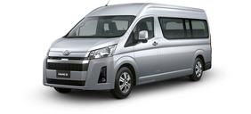 Toyota Hiace 2021, Oman, 2019 pics migration