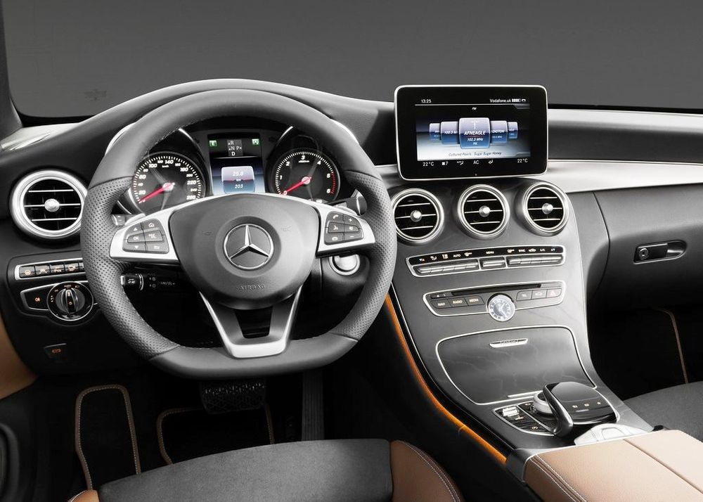 Mercedes-Benz C Class Cabriolet 2021, Qatar