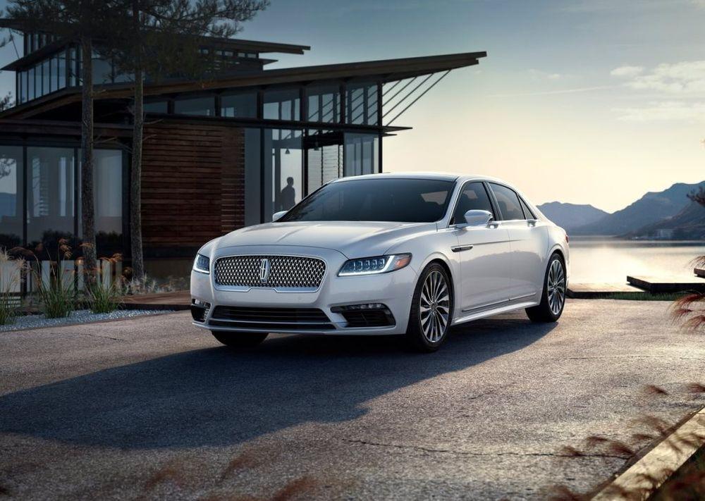 Lincoln Continental 2021, United Arab Emirates