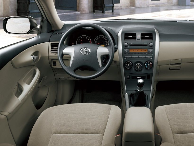 Toyota Corolla 2013, Qatar