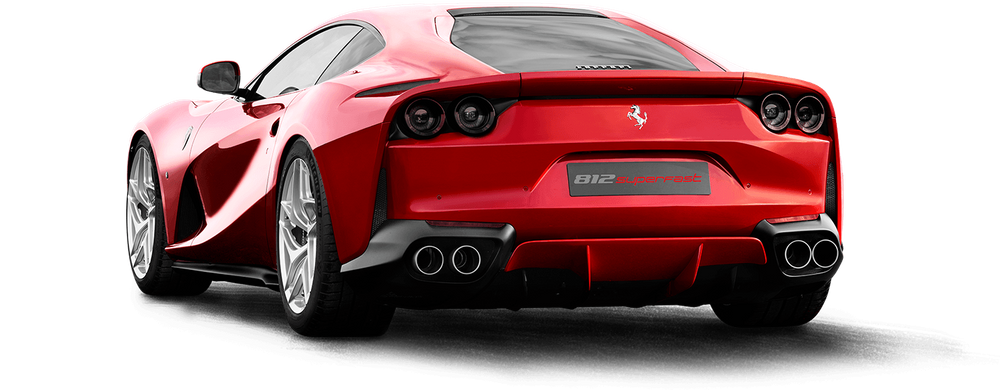 Ferrari 812 Superfast 2021, Saudi Arabia