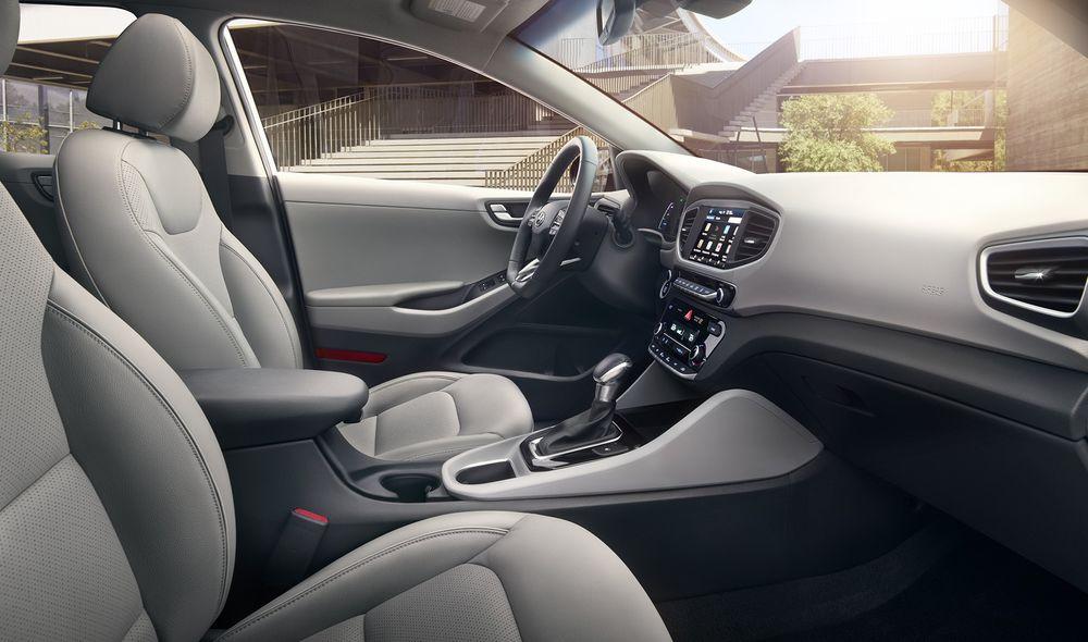 Hyundai Ioniq 2021, Qatar