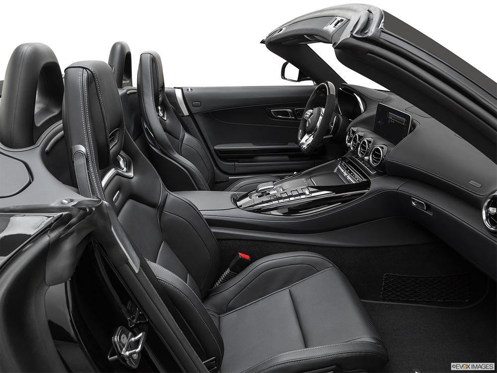 Mercedes-Benz AMG GT Roadster 2021, Bahrain