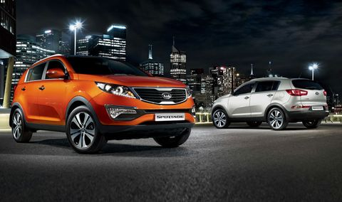 Kia Sportage 2013, United Arab Emirates