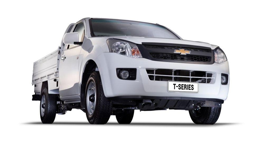 Chevrolet Dabbabah 2021, Egypt