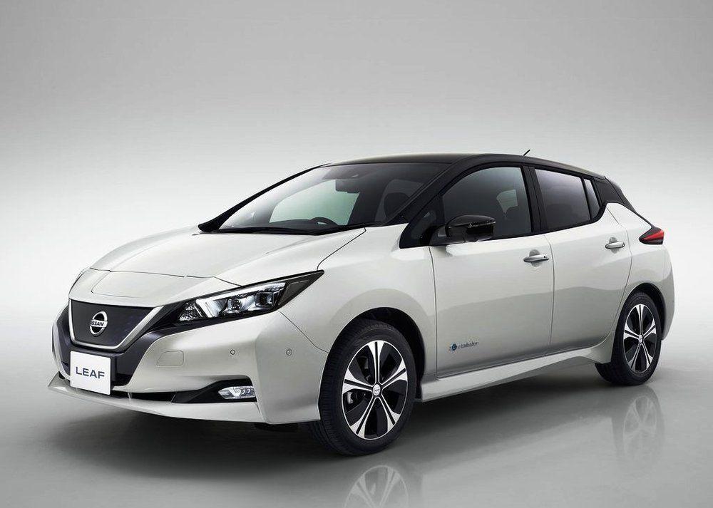 Nissan Leaf 2021, United Arab Emirates