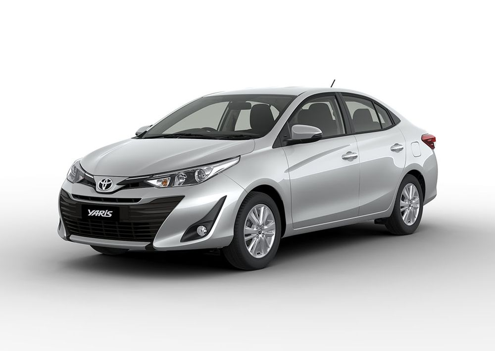 Toyota Yaris Sedan 2021, Saudi Arabia