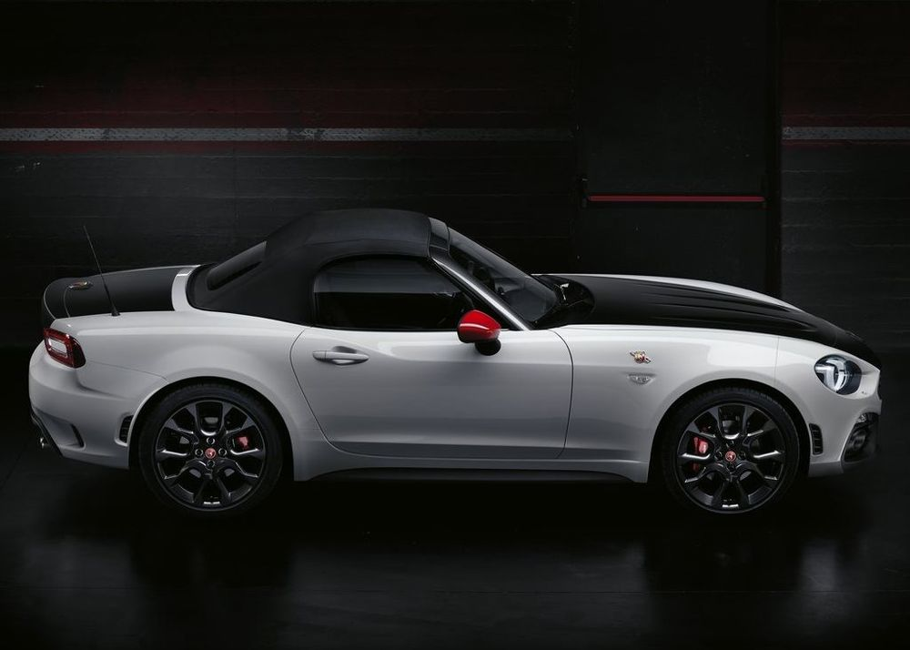 Abarth 124 Spider 2021, United Arab Emirates