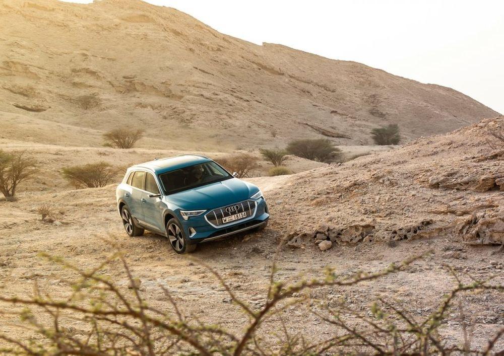 Audi e-tron 2021, United Arab Emirates