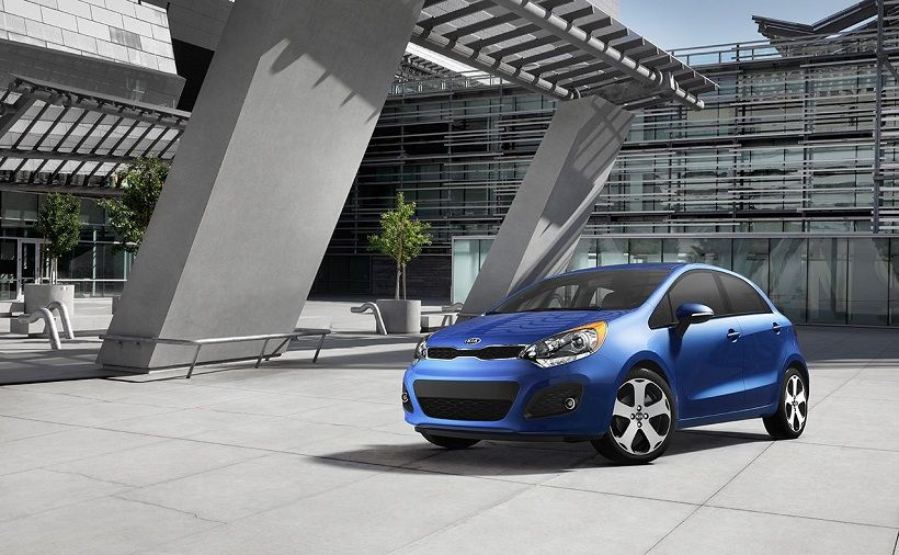Kia Rio 2013, United Arab Emirates
