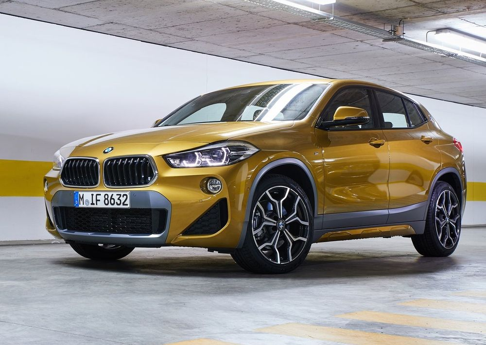 BMW X2 2021, Saudi Arabia