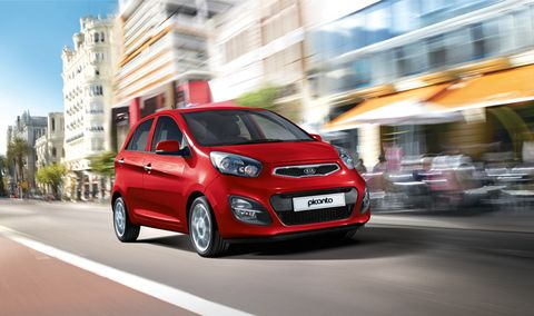Kia Picanto 2013, United Arab Emirates