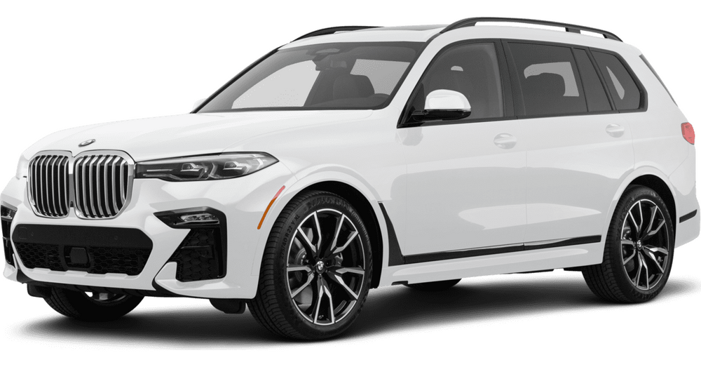 BMW X7 2021, Saudi Arabia