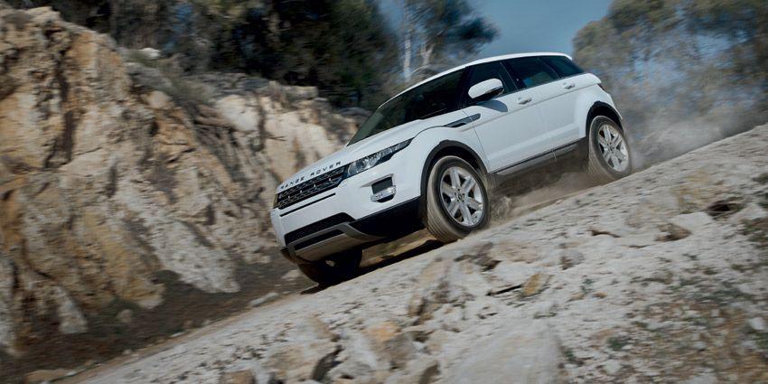 Land Rover Range Rover Evoque 2013, Oman