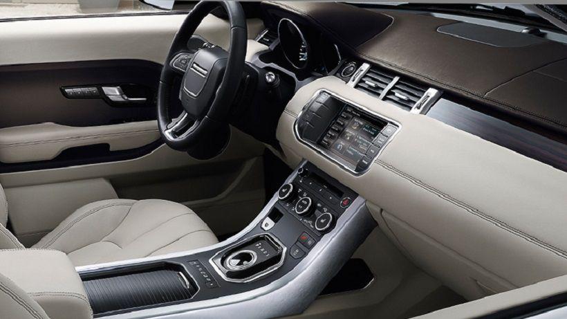 Land Rover Range Rover Evoque 2013, Kuwait
