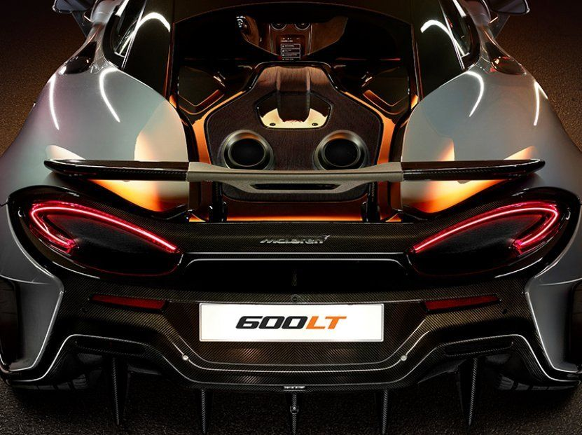 McLaren 600LT 2021, United Arab Emirates